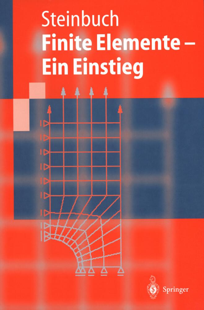 Finite Elemente - Ein Einstieg als Buch