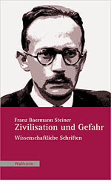 Zivilisation und Gefahr als Buch