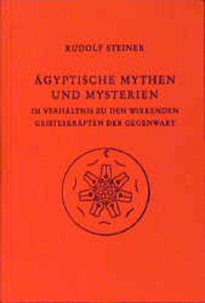 Ägyptische Mythen und Mysterien als Buch