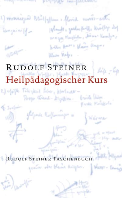 Heilpädagogischer Kurs als Taschenbuch