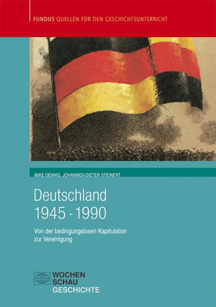Deutschland 1945 - 1990 als Buch
