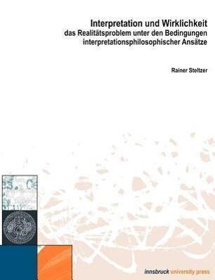 Interpretation und Wirklichkeit als Buch