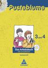Pusteblume 3 / 4. Das Arbeitsbuch Sachunterricht. Mit CD-ROM. Allgemeine Ausgabe