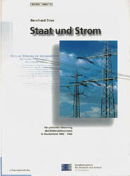 Staat und Strom als Buch