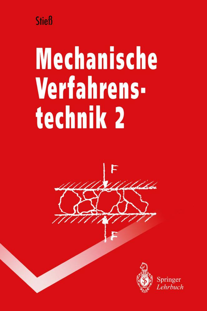Mechanische Verfahrenstechnik als Buch
