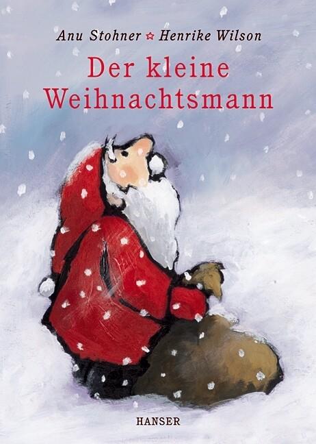 Der kleine Weihnachtsmann als Buch