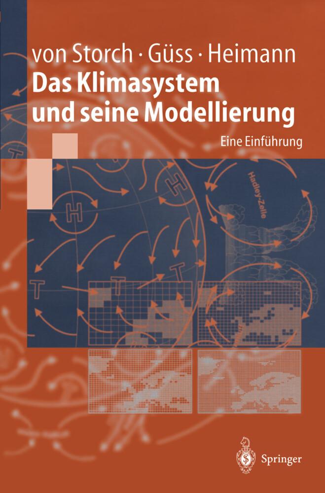 Das Klimasystem und seine Modellierung als Buch