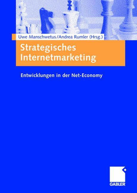 Strategisches Internetmarketing als Buch