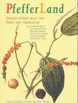 Streifzüge im Pfefferland als Buch