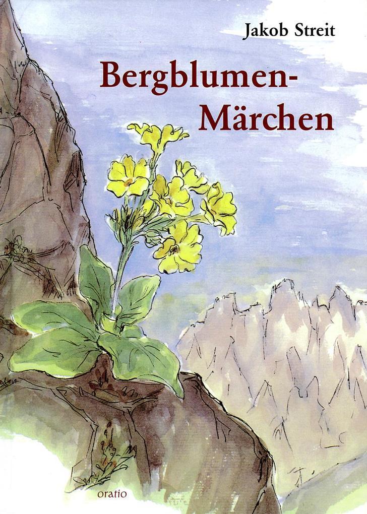 Bergblumen-Märchen als Buch