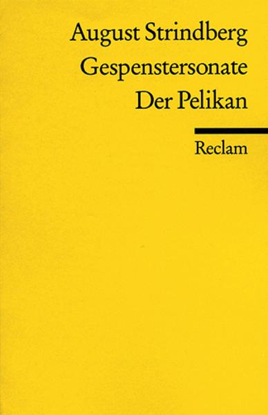 Gespenstersonate / Der Pelikan als Taschenbuch