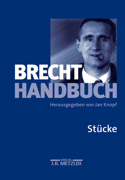 Brecht-Handbuch als Buch