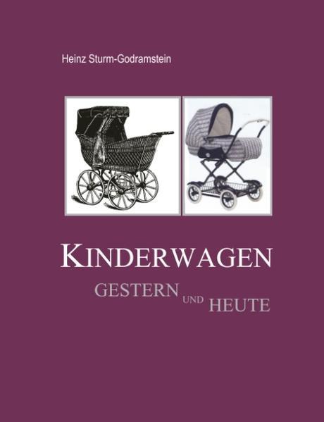 Kinderwagen gestern und heute als Buch