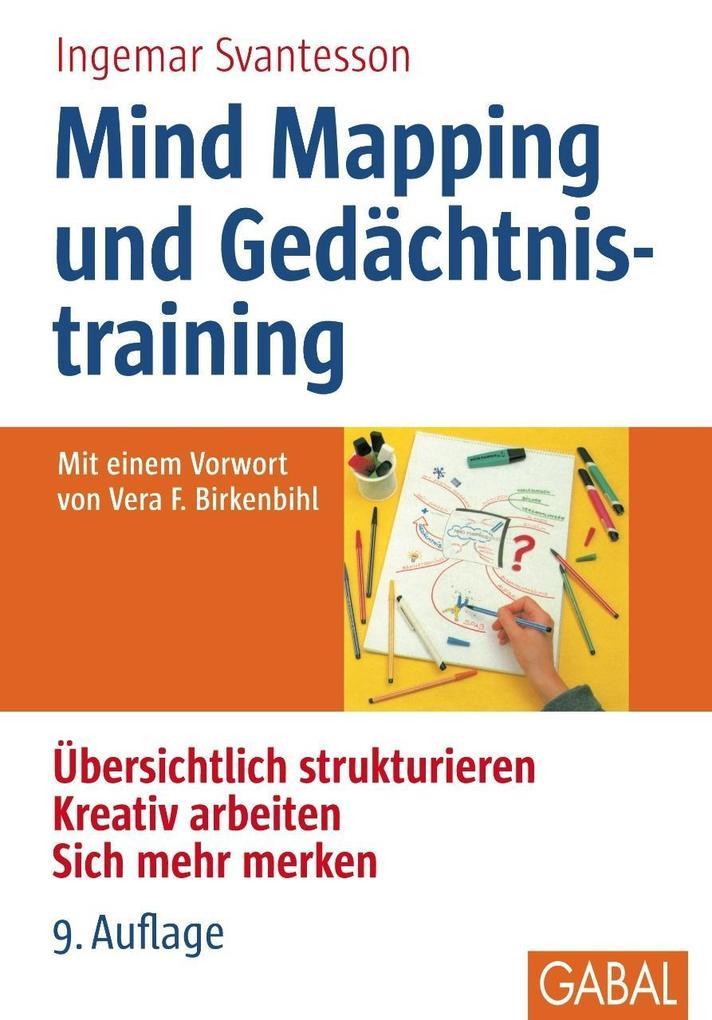 Mind Mapping und Gedächtnistraining als Buch