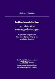 Patientenedukation u. obstruktive Atemwegserkrankungen als Buch