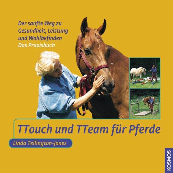 TTouch und TTeam für Pferde als Buch