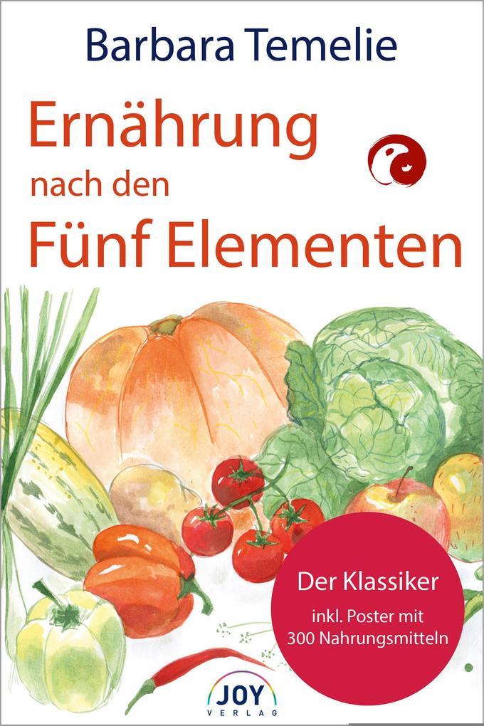 Ernährung nach den Fünf Elementen als Buch