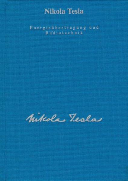 Energieübertragung und Radiotechnik als Buch