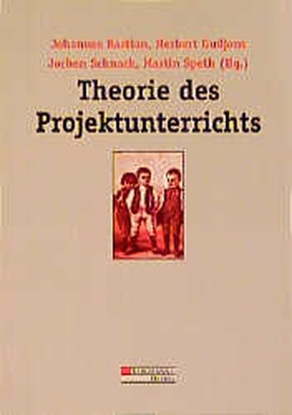 Theorie des Projektunterrichts als Buch
