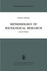 Methodology of Sociological Research: General Problems