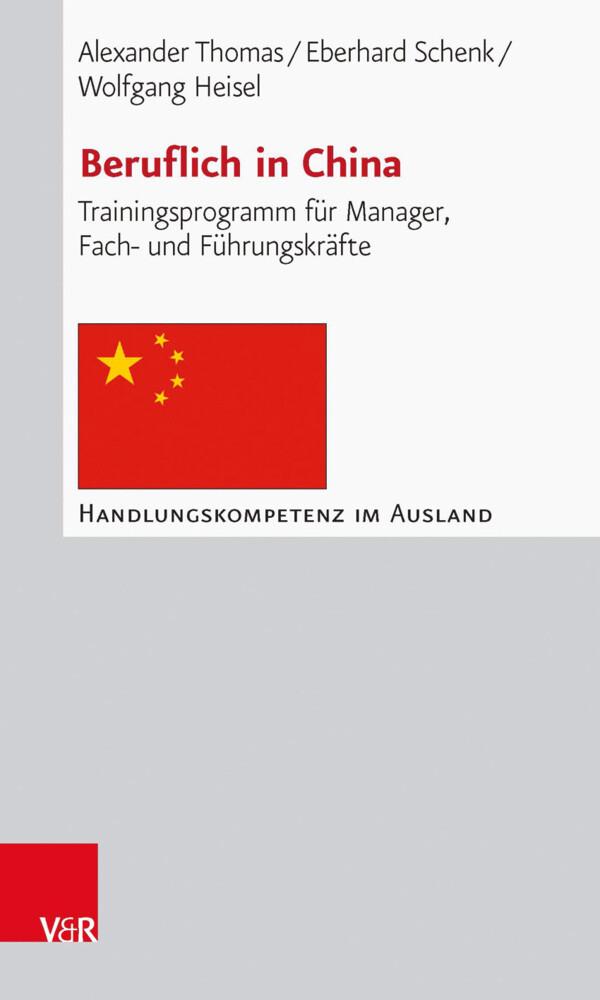 Beruflich in China als Buch