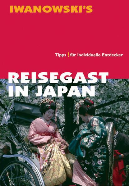 Reisehandbuch Reisegast in Japan als Buch