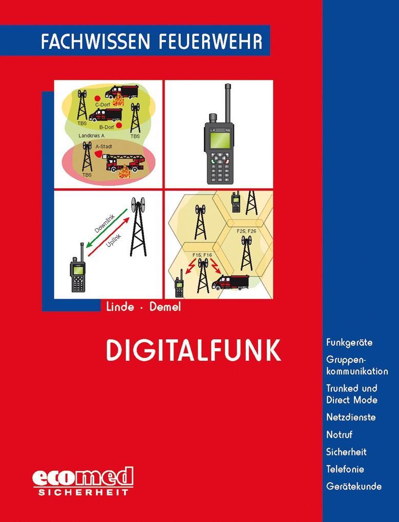 Fachwissen Feuerwehr Digitalfunk als Buch