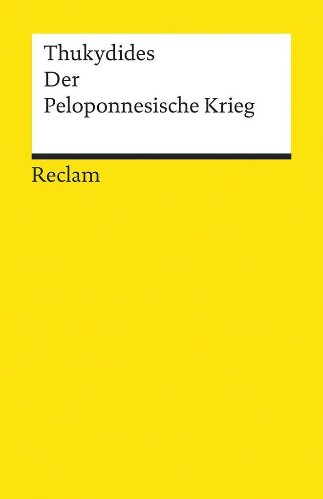 Der Peloponnesische Krieg als Taschenbuch