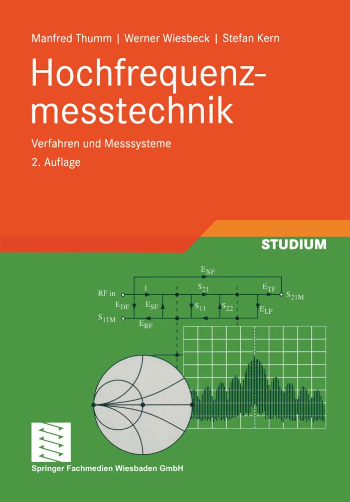 Hochfrequenzmesstechnik als Buch