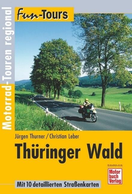 Fun-Tours. Thüringer Wald als Buch