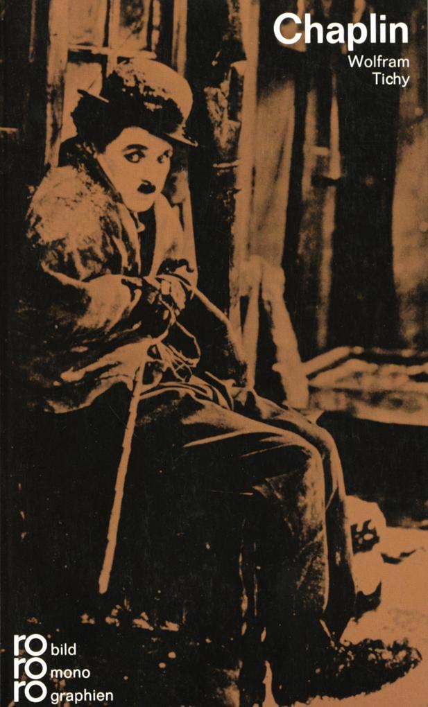 Charlie Chaplin als Taschenbuch