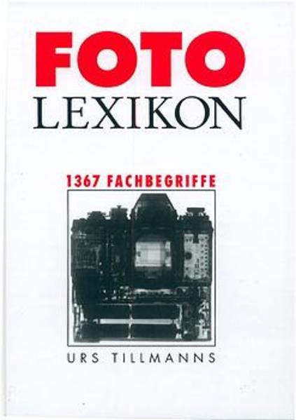 Fotolexikon als Buch