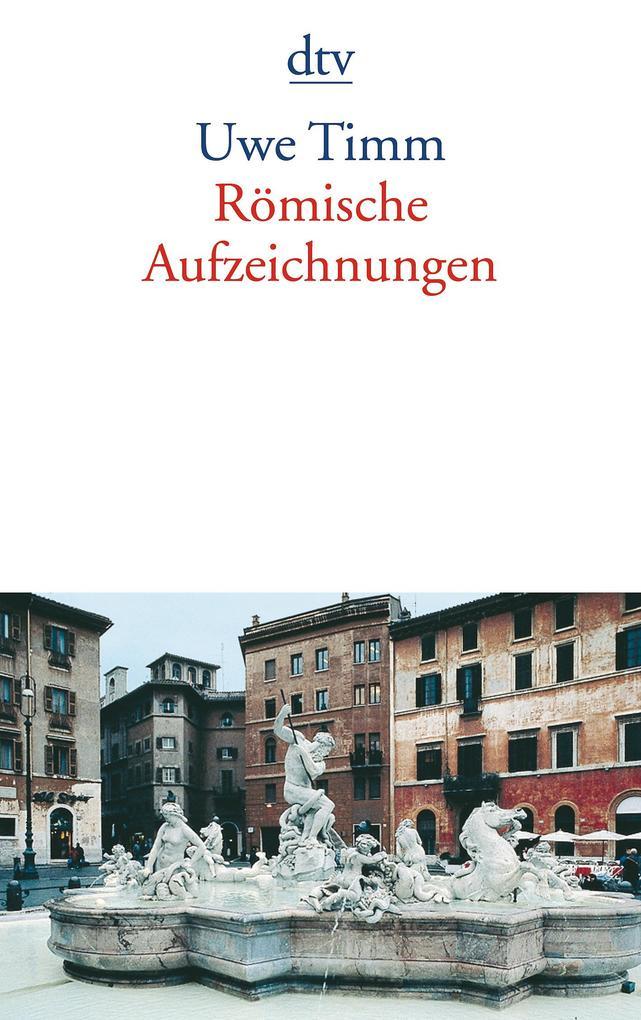 Römische Aufzeichnungen als Taschenbuch