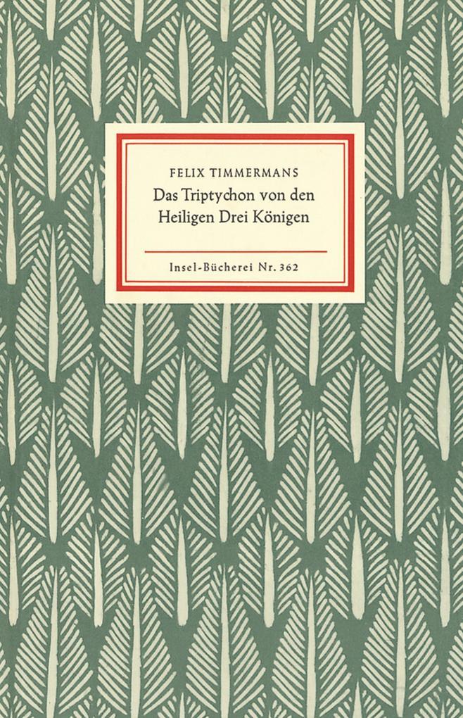 Das Triptychon von den Heiligen Drei Königen als Buch
