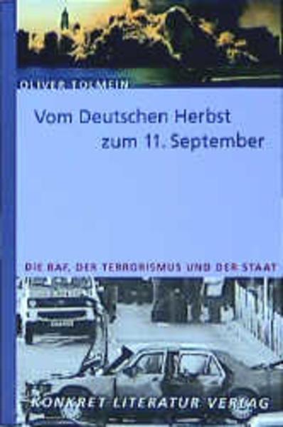 Vom deutschen Herbst zum 11. September als Buch