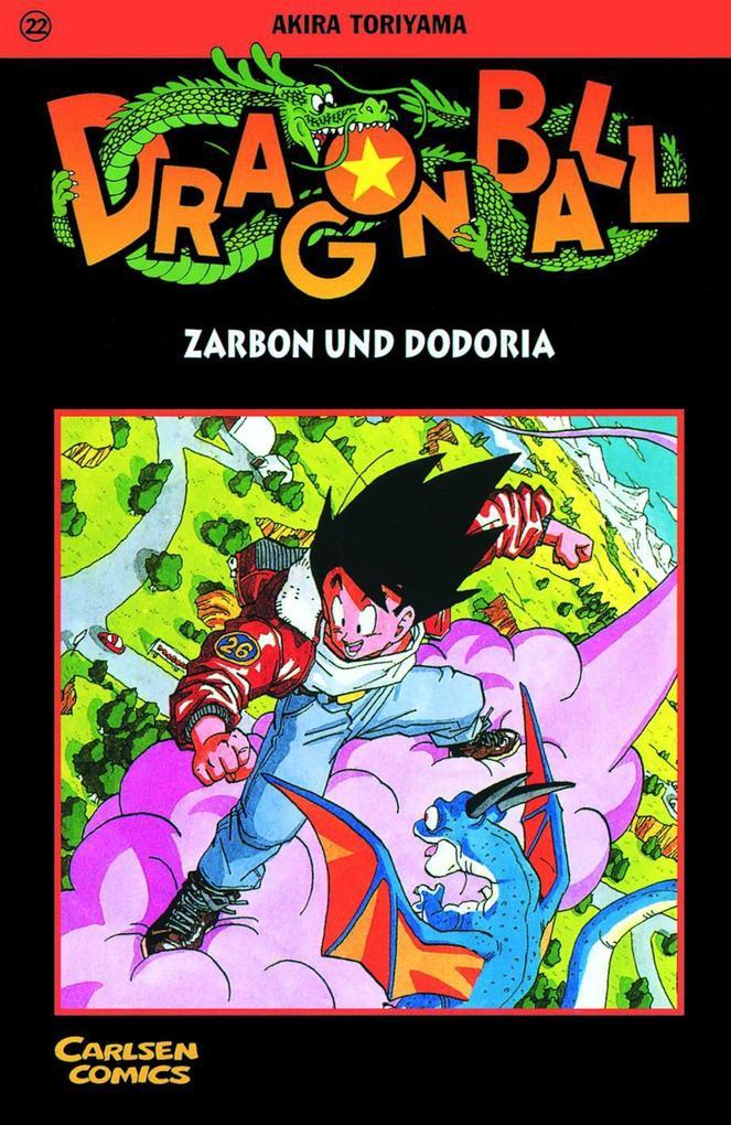 Dragon Ball 22. Zarbon und Dodoria als Buch