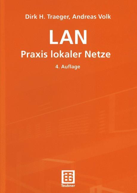 LAN Praxis lokaler Netze als Buch
