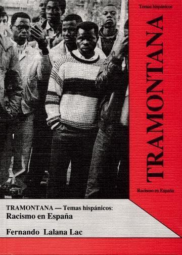 Tramontana / Racismo en España als Buch