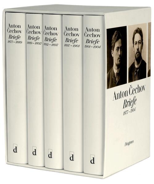 Briefe 1877-1904 als Buch