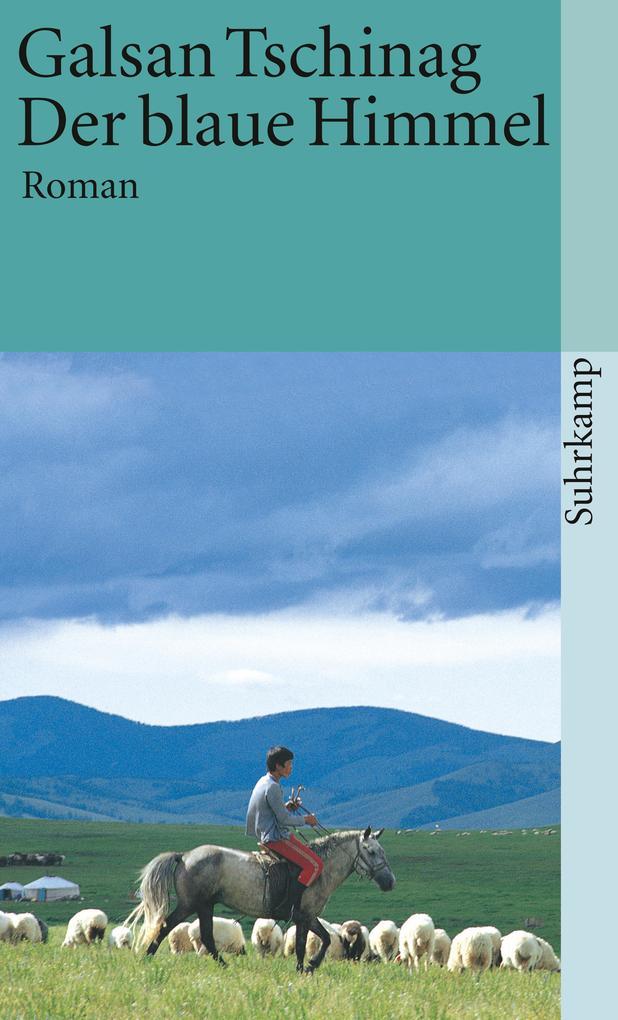 Der blaue Himmel als Taschenbuch