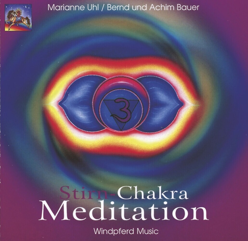 Stirn-Chakra Meditation. CD als Hörbuch