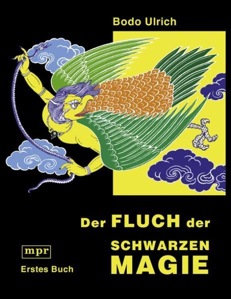 Der Fluch der schwarzen Magie als Buch