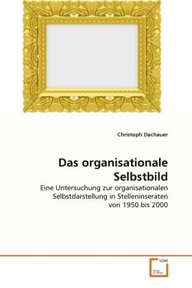 Das organisationale Selbstbild als Buch