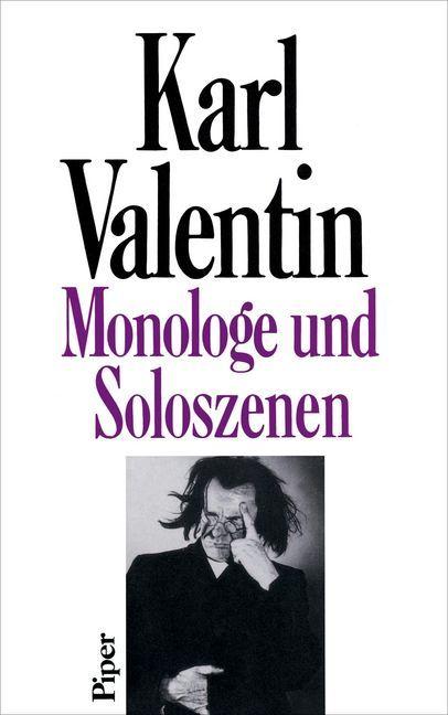 Monologen und Soloszenen als Buch