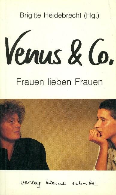 Venus und Co. Frauen lieben Frauen als Buch