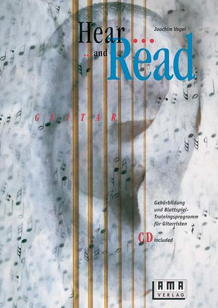 Hear and Read Guitar. Inkl. CD als Buch