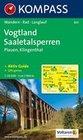 Vogtland - Saaletalsperren - Plauen - Klingenthal 1 : 50 000