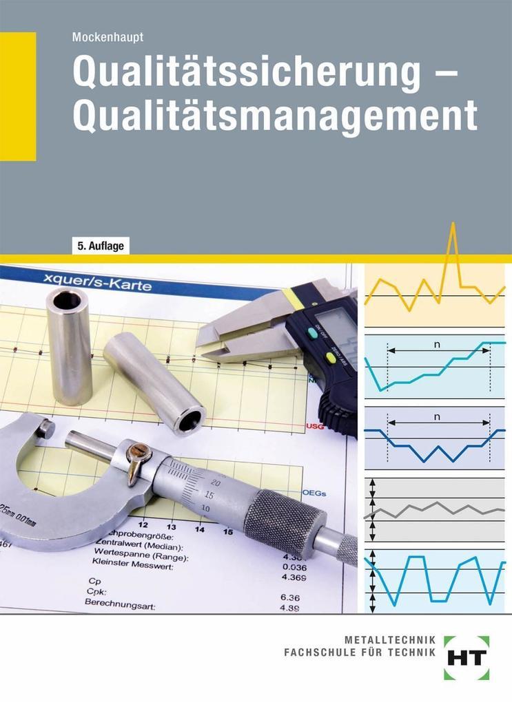 Qualitätssicherung, Qualitätsmanagement als Buch