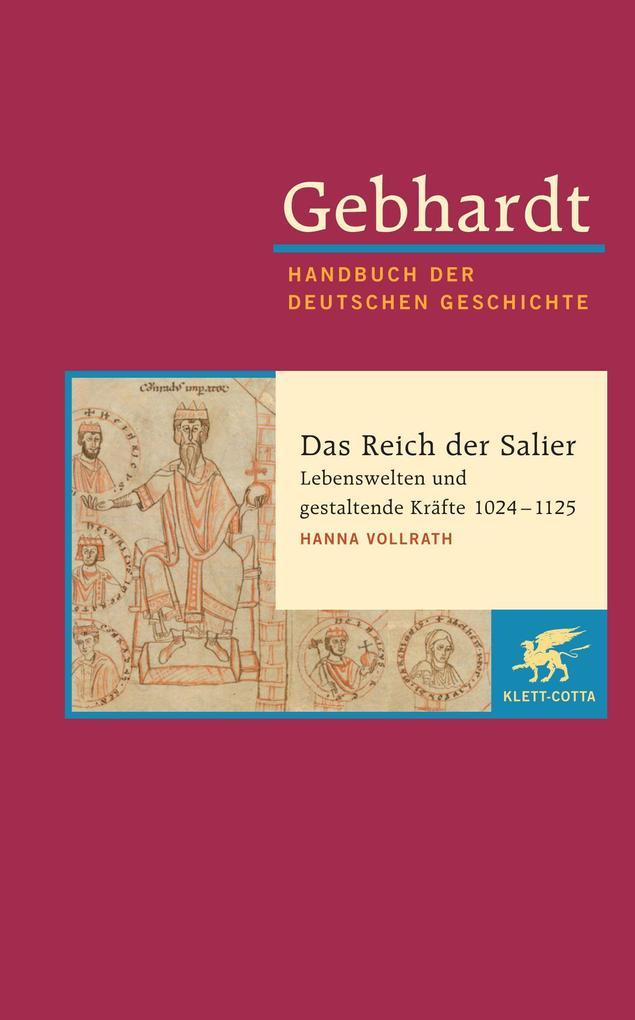 Die Zeit der Salier (1024 - 1125) als Buch