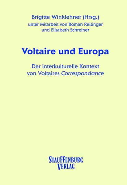 Voltaire und Europa als Buch